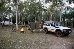 Gibb River Road Camping