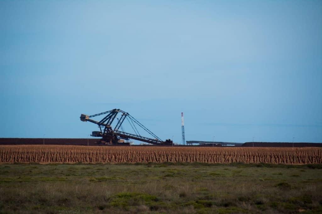 Port Hedland mining