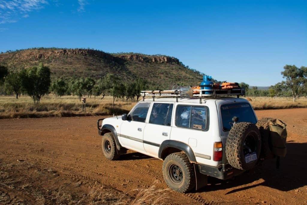 Stunning Kimberley scenery