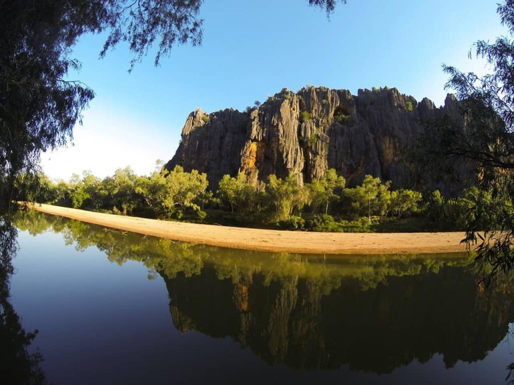 Windjana reflections