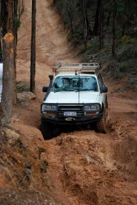 Traction and 4WD Tyres