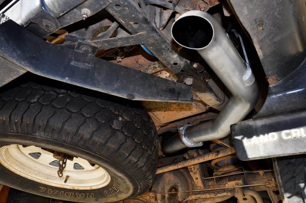 Beaudesert Exhaust review