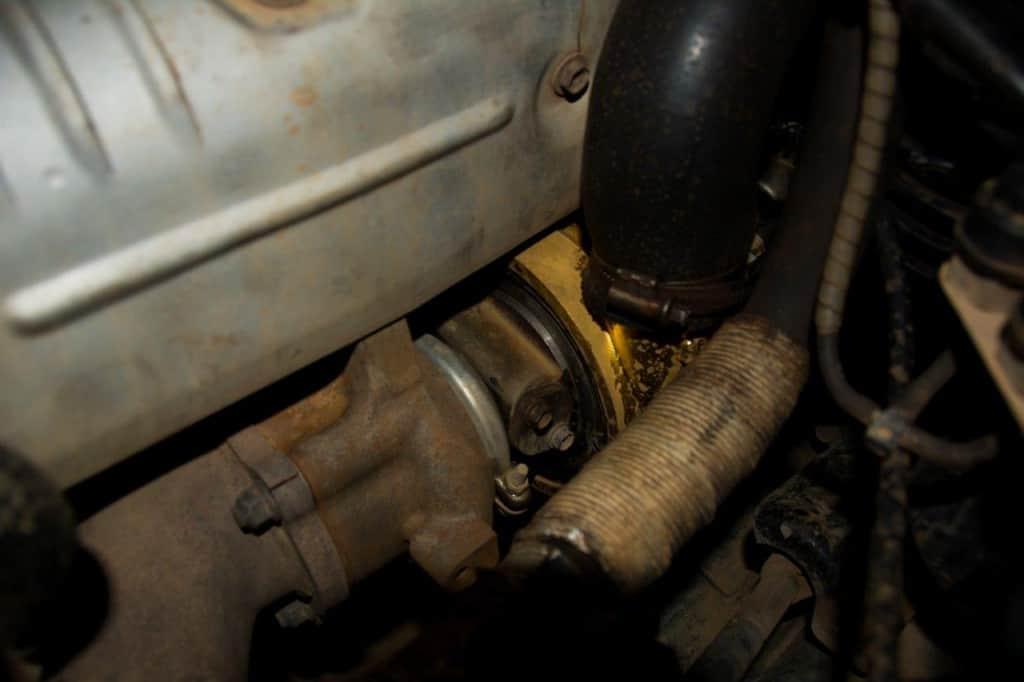 Gturbo on a 1HDT engine