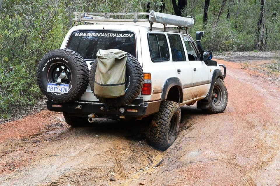 Flex at Dwellingup