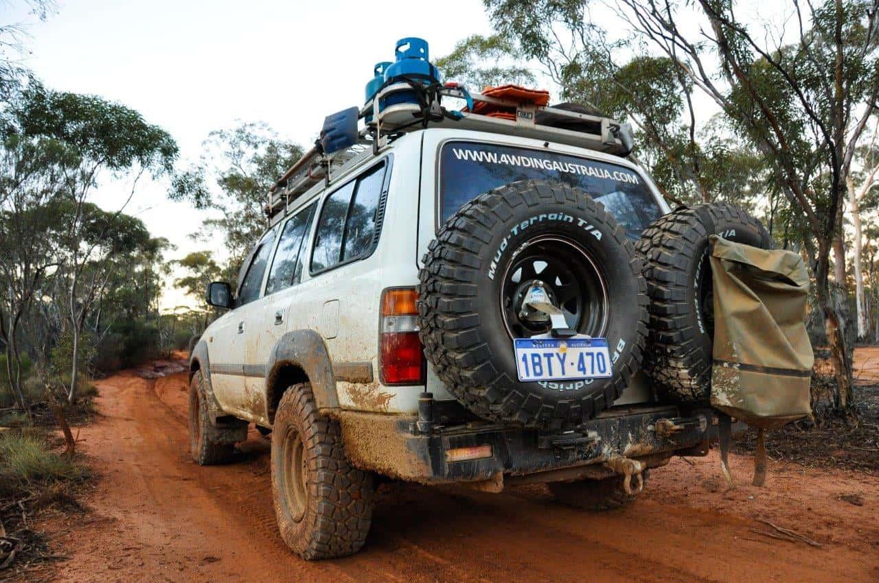 4WD accessory price