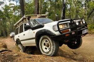 4WD Tyre comparison
