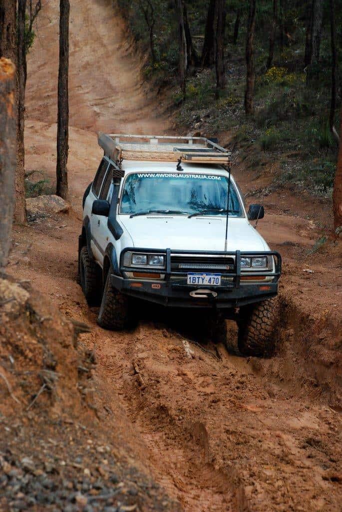 Mundaring Powerlines 4WD Track