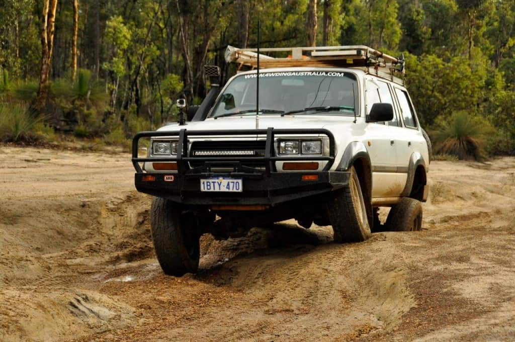 Mundaring Powerlines flex