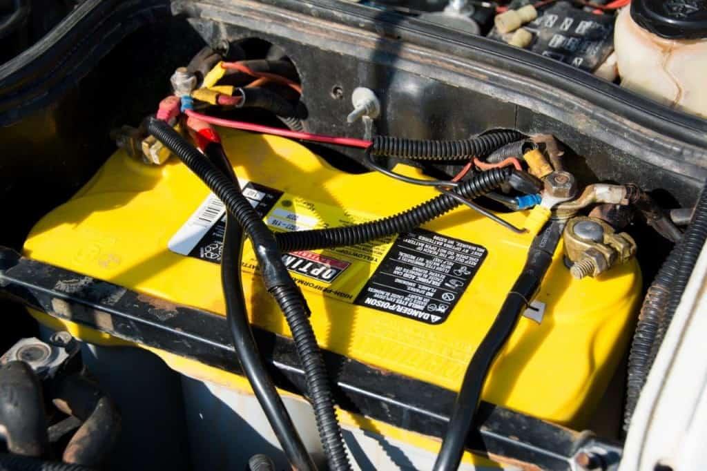 Optima battery