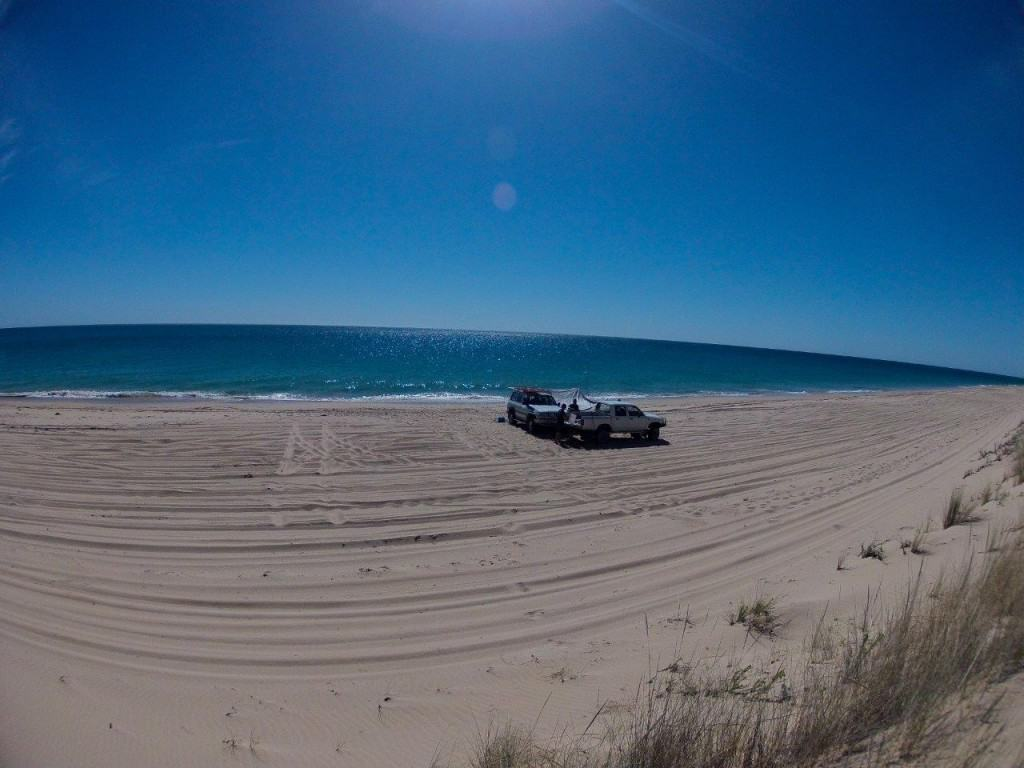 Preston Beach 4x4