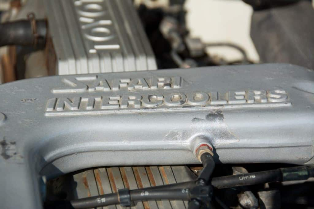 Safari Intercooler 80 series