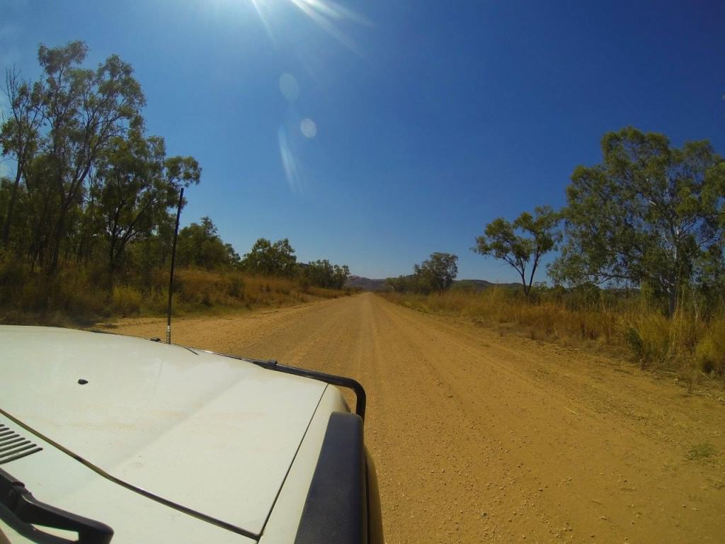 The GibbR iver Road
