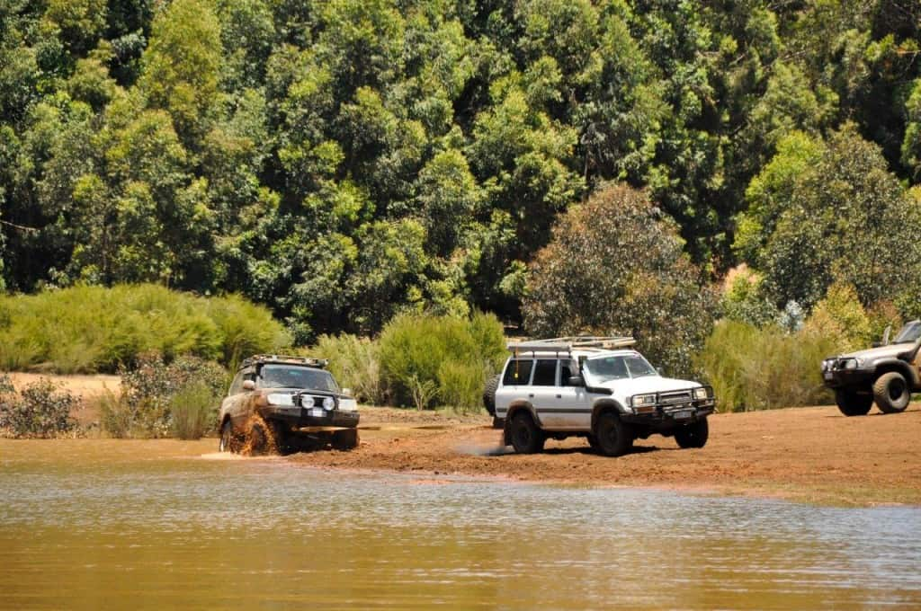 Waroona 4WD recovery