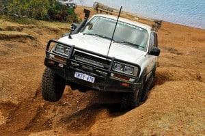 Waroona 4x4 hill climbs