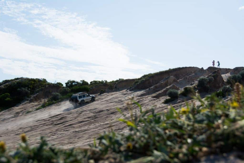 Our 80 series hill climbs