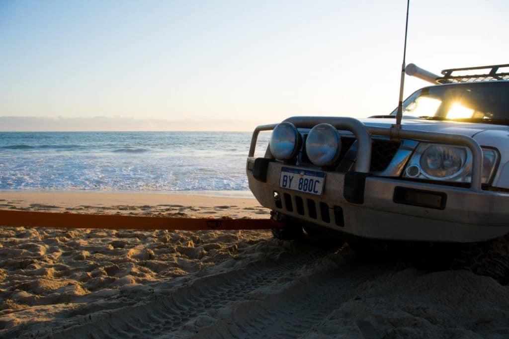 Patrol snatch recovery