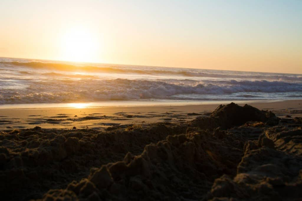 Two rocks beach