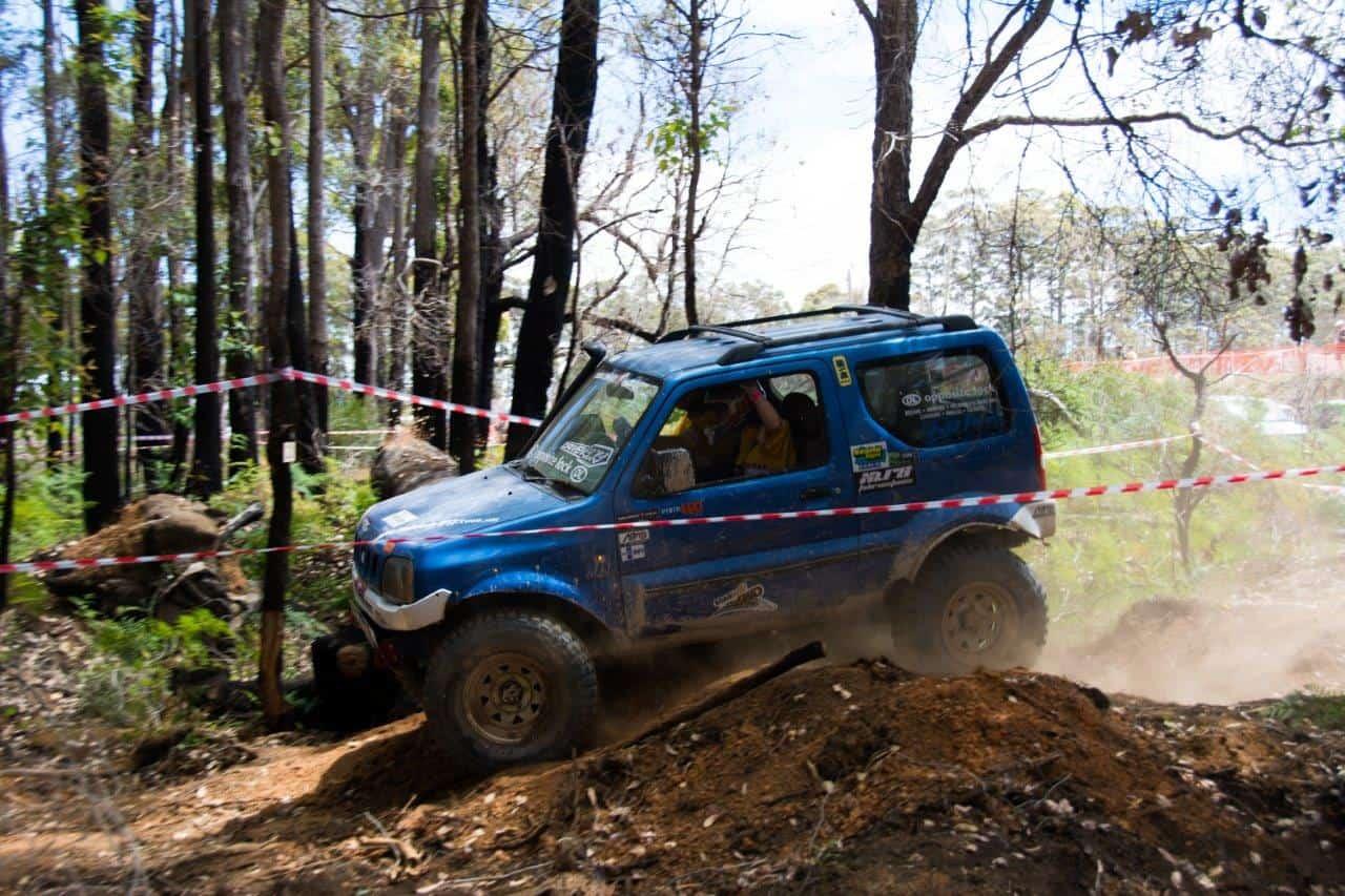 Jimny 4WD offroad