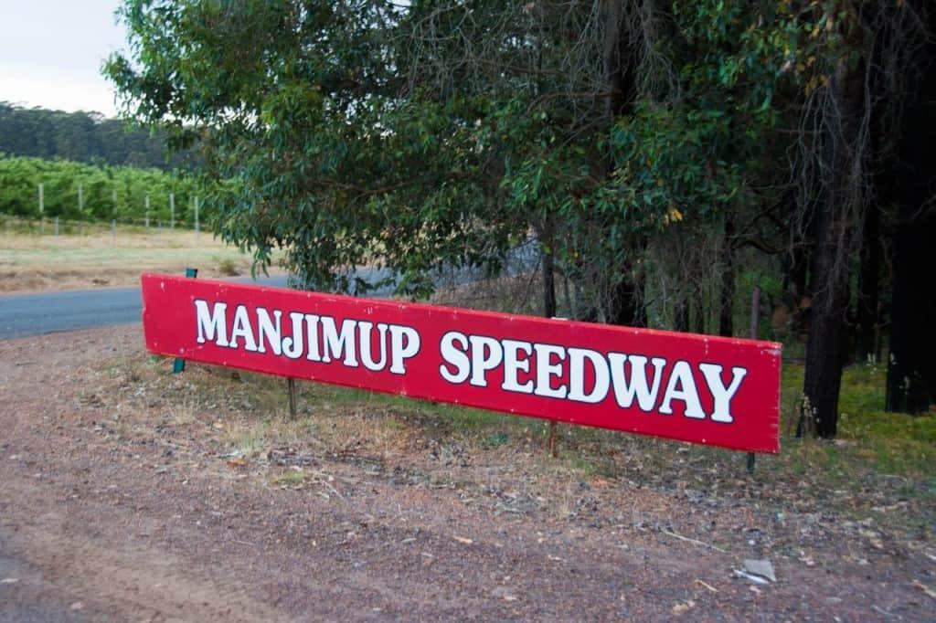 Manjimup Speedway