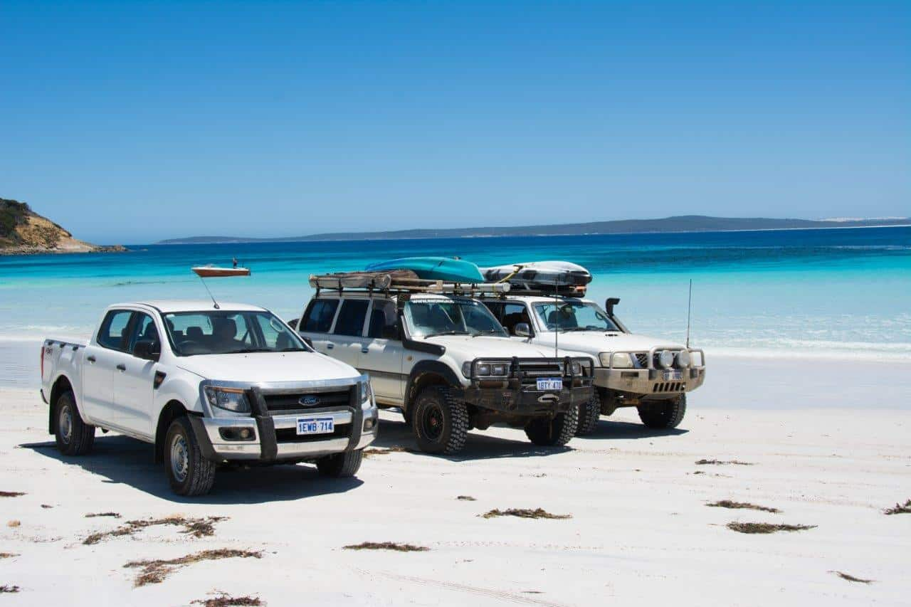 4WD modification tips