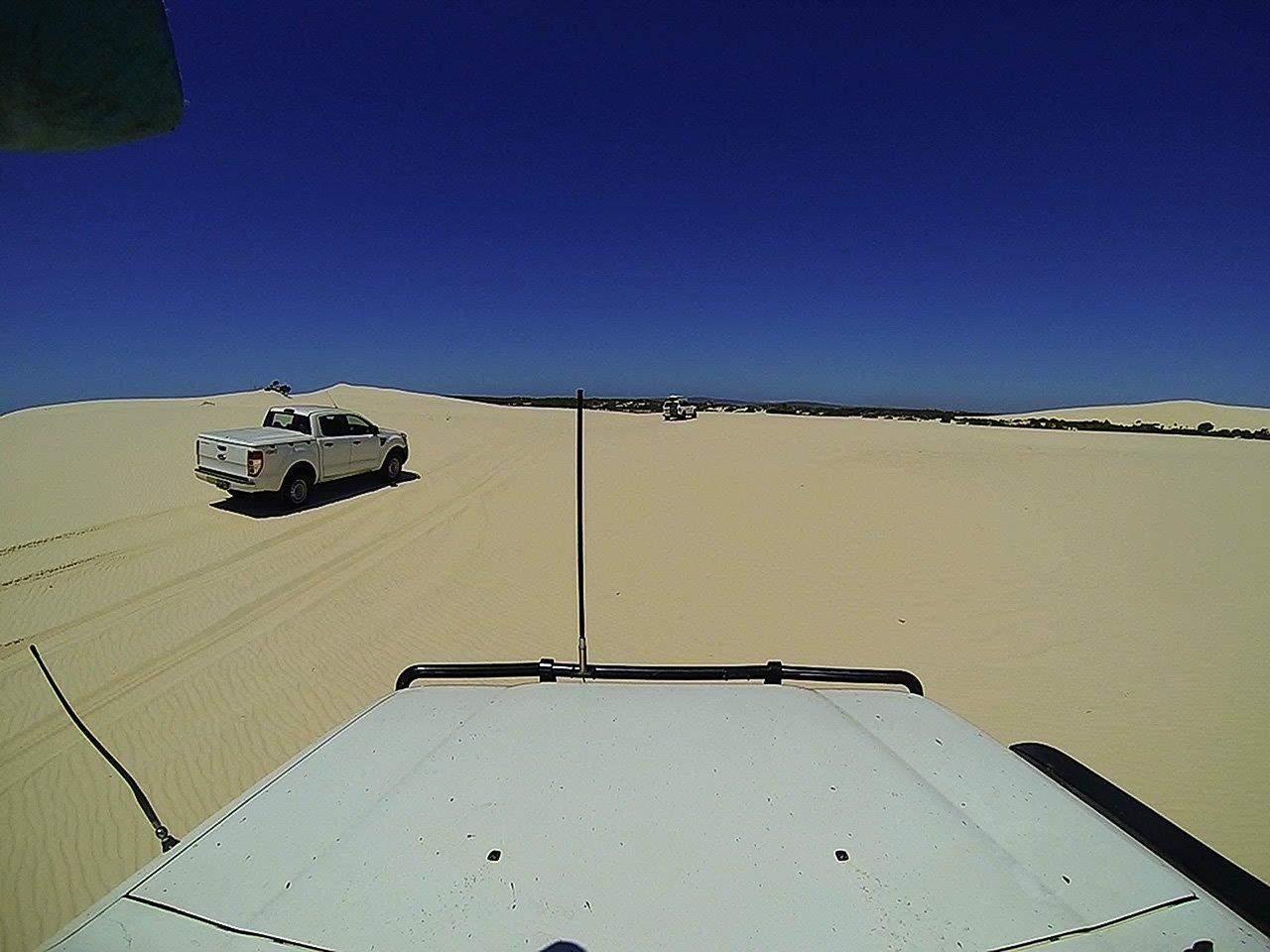 Bremer Bay Sand Dunes