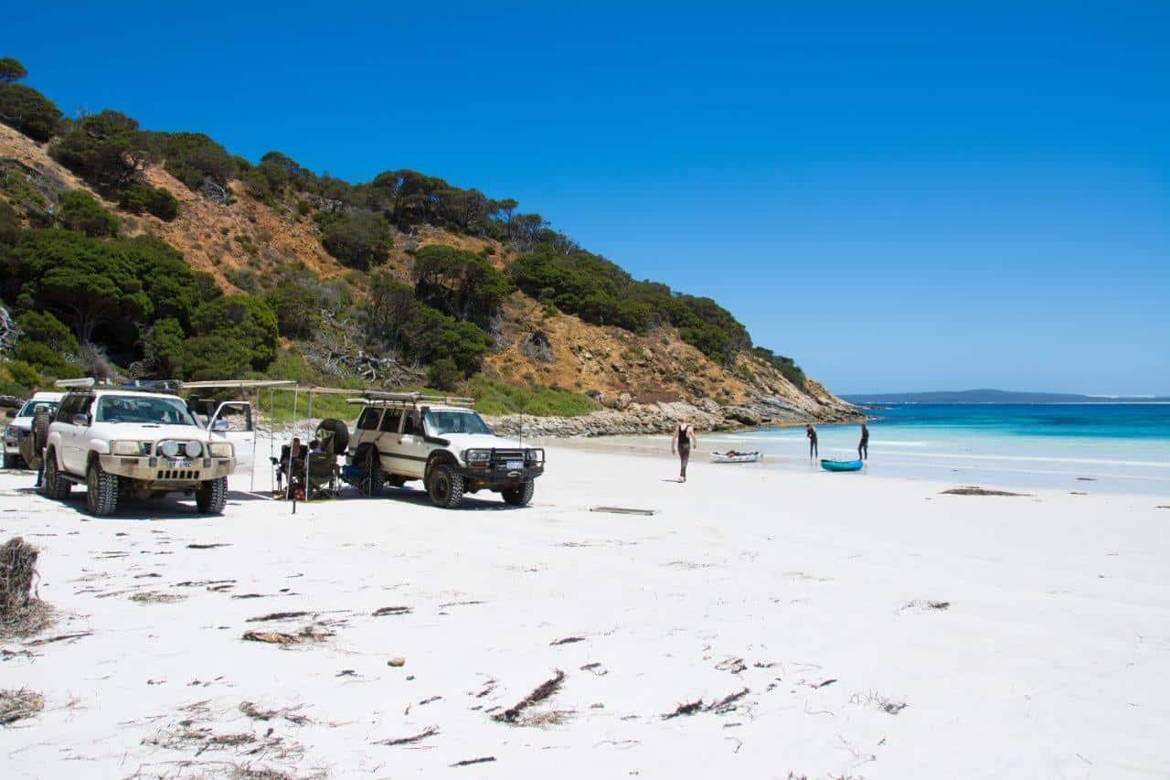 Bremer Bay beaches