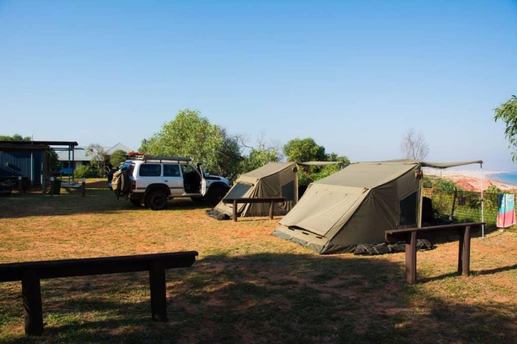 Kooljaman camping