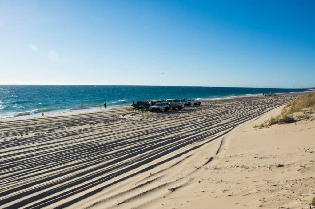 Preston Beach