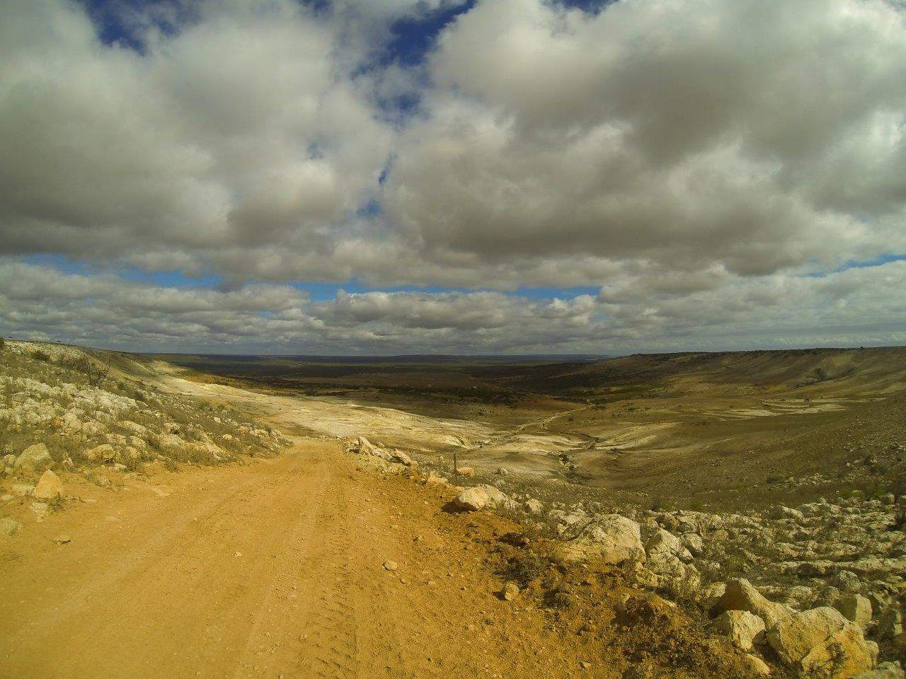 House Station scenery by 4WD in Kalbarri