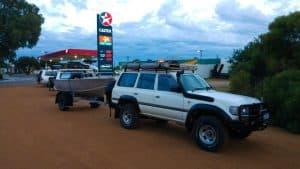 4WD Fuel economy
