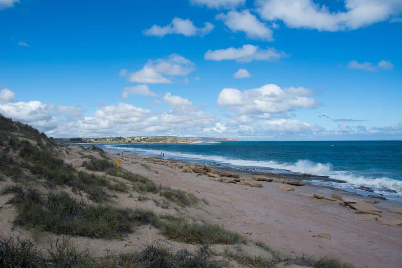 North of the Kalbarri river mouth