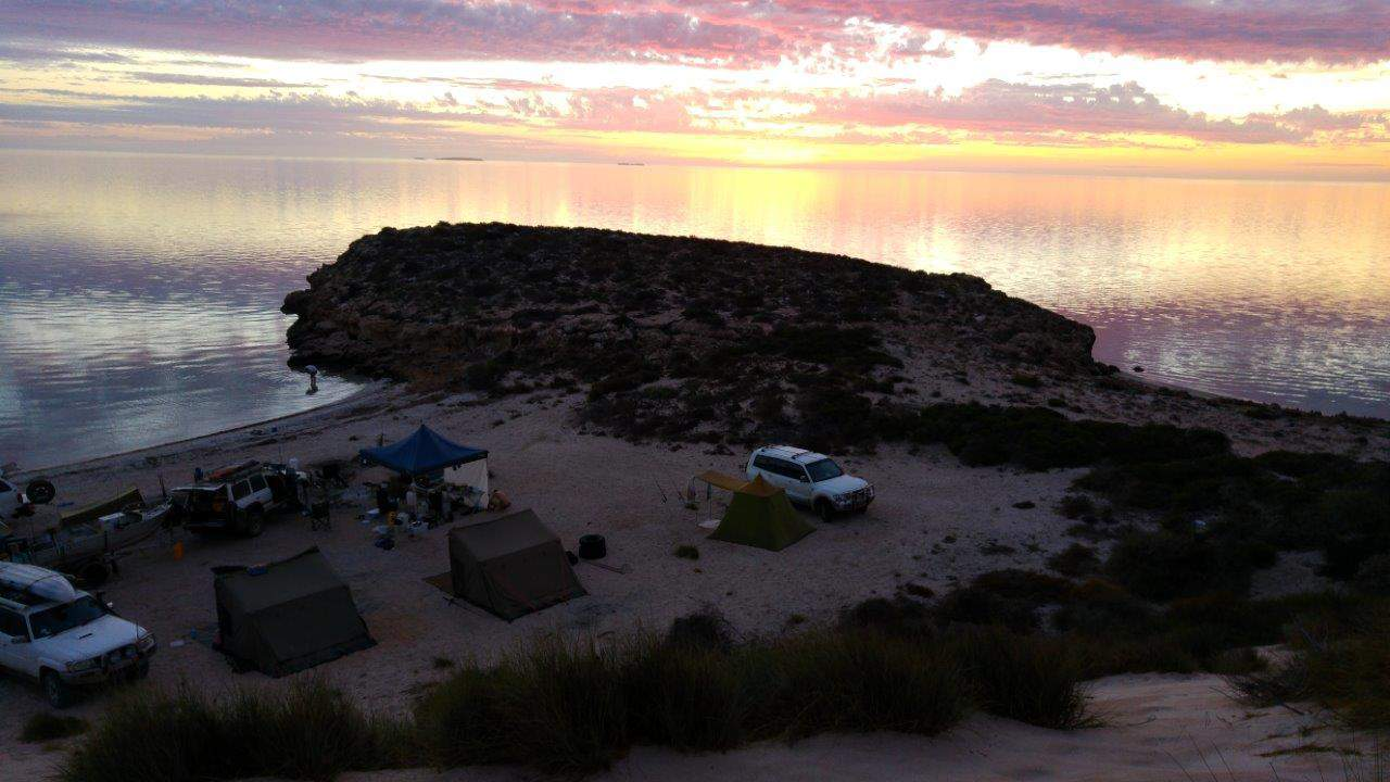 Carrarang station camping