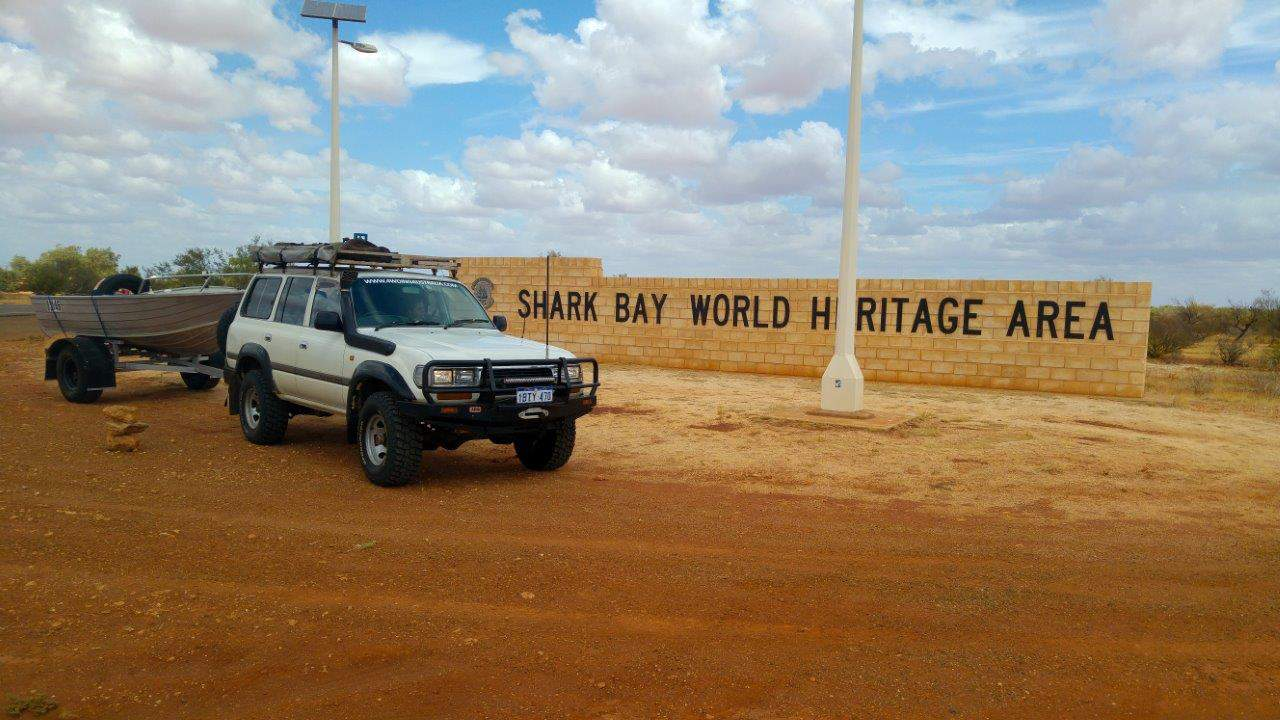 Shark Bay World Heritage Area
