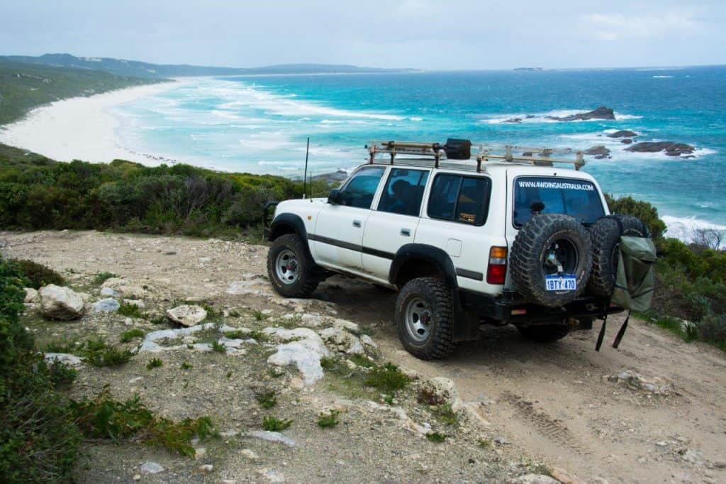 Western Australia 4wd Map.4wd Tracks Around Margaret River