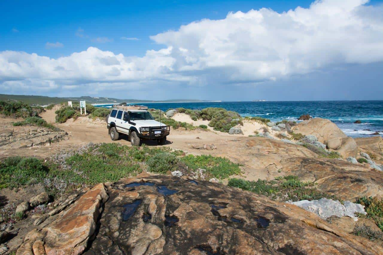 North Point 4WD Track