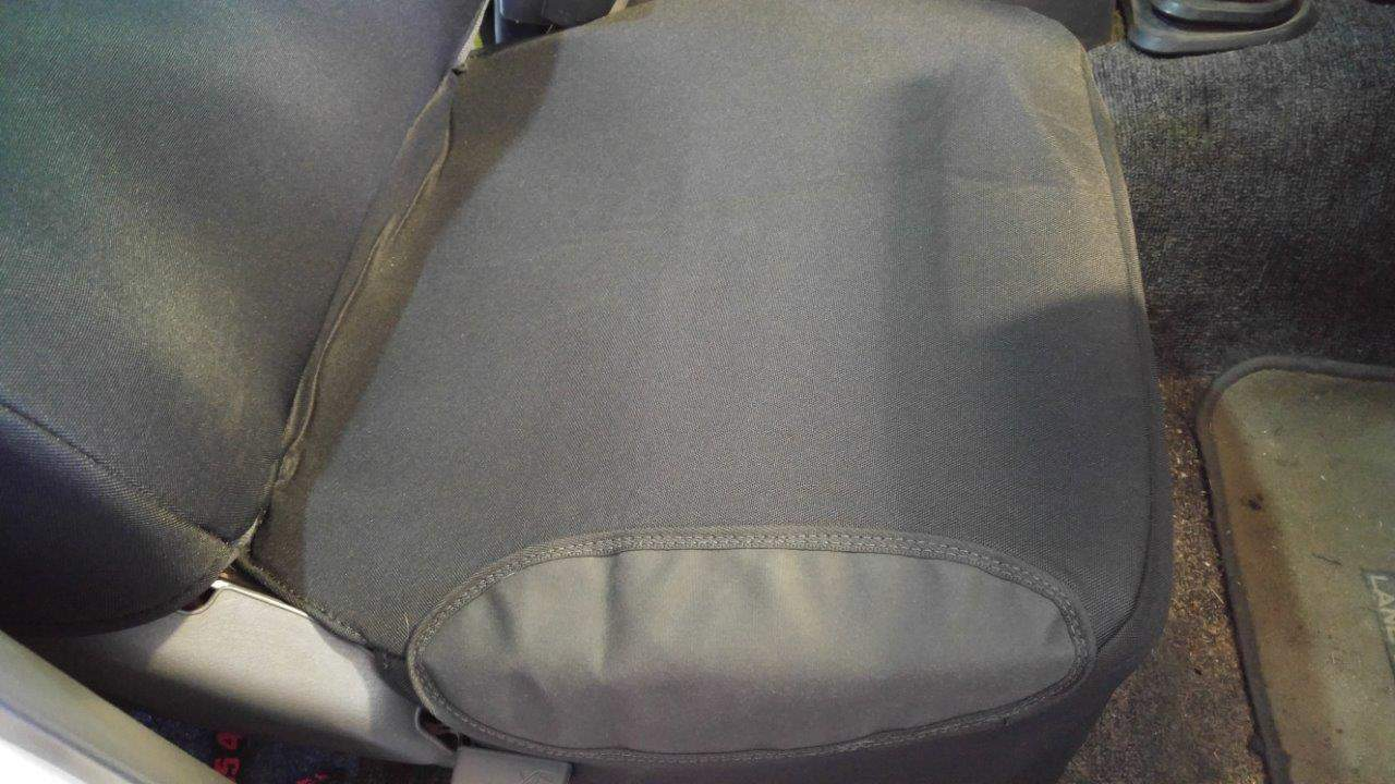 Durapatch Ruffnuts Seat Cover