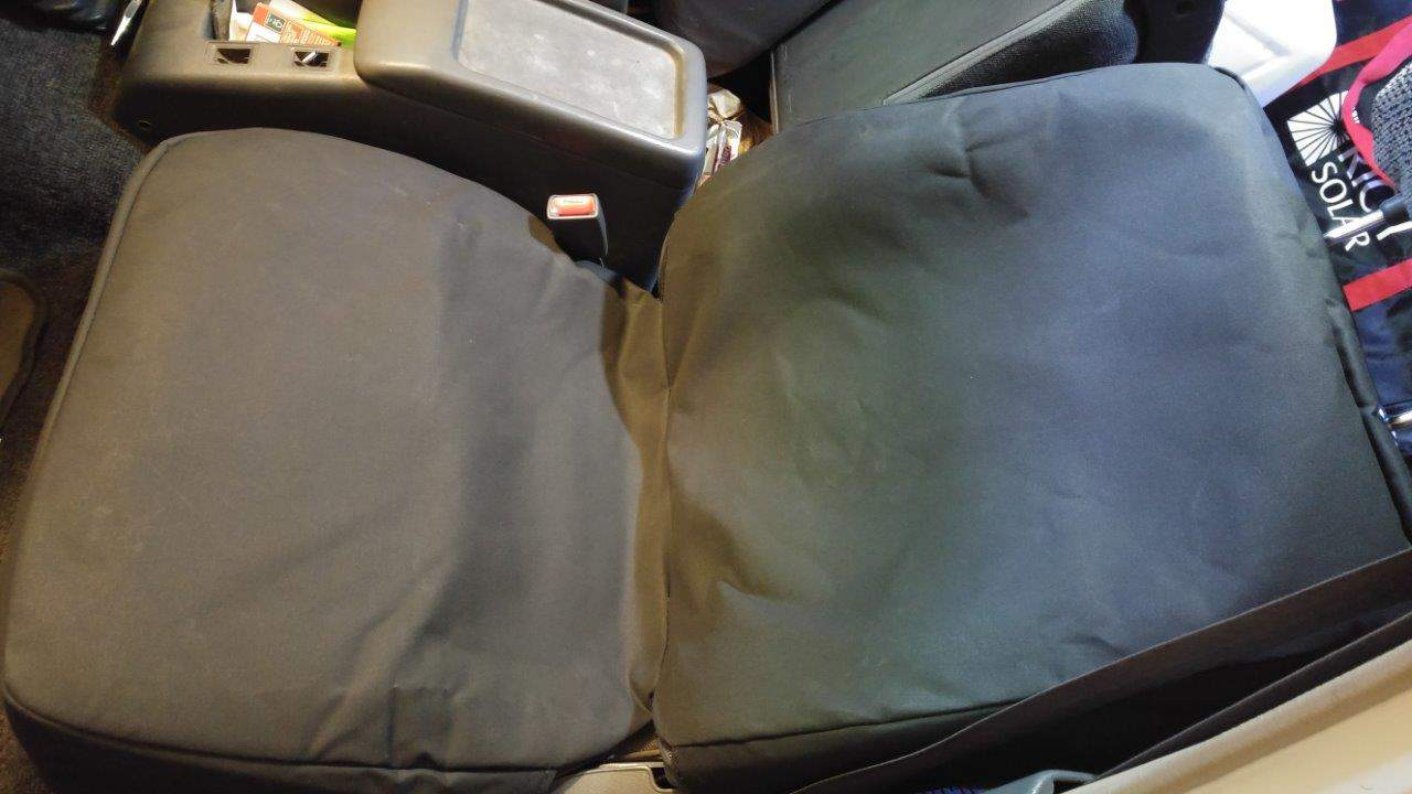 Canvas Tuffnuts Seat Covers