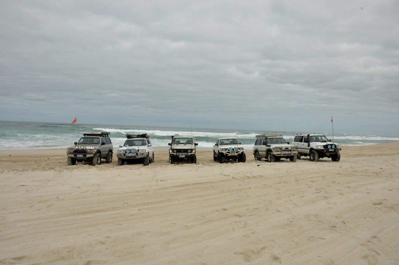 yeagarup-beach