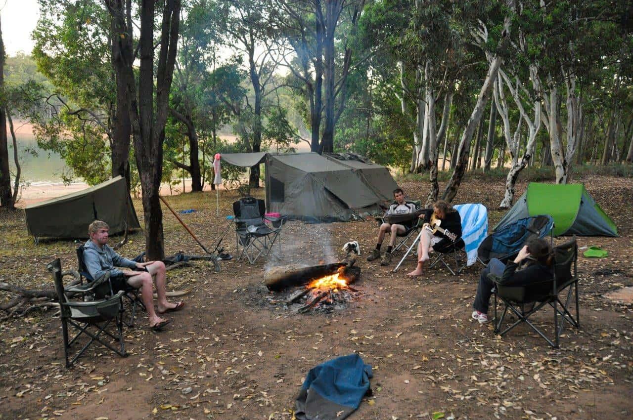 camping-at-waroona