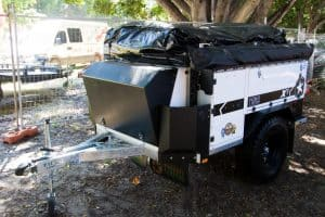 Patriot X1 camper trailer