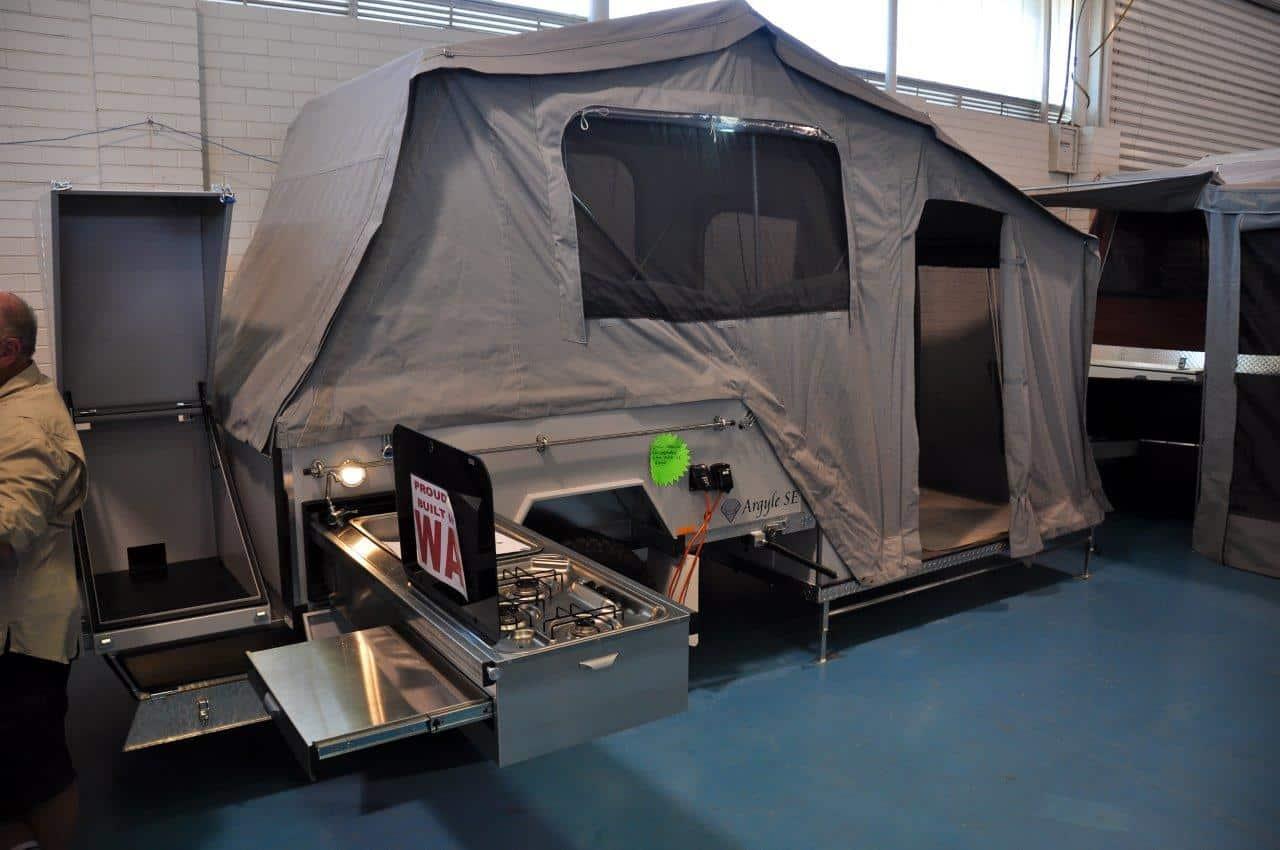 Camper trailer deals