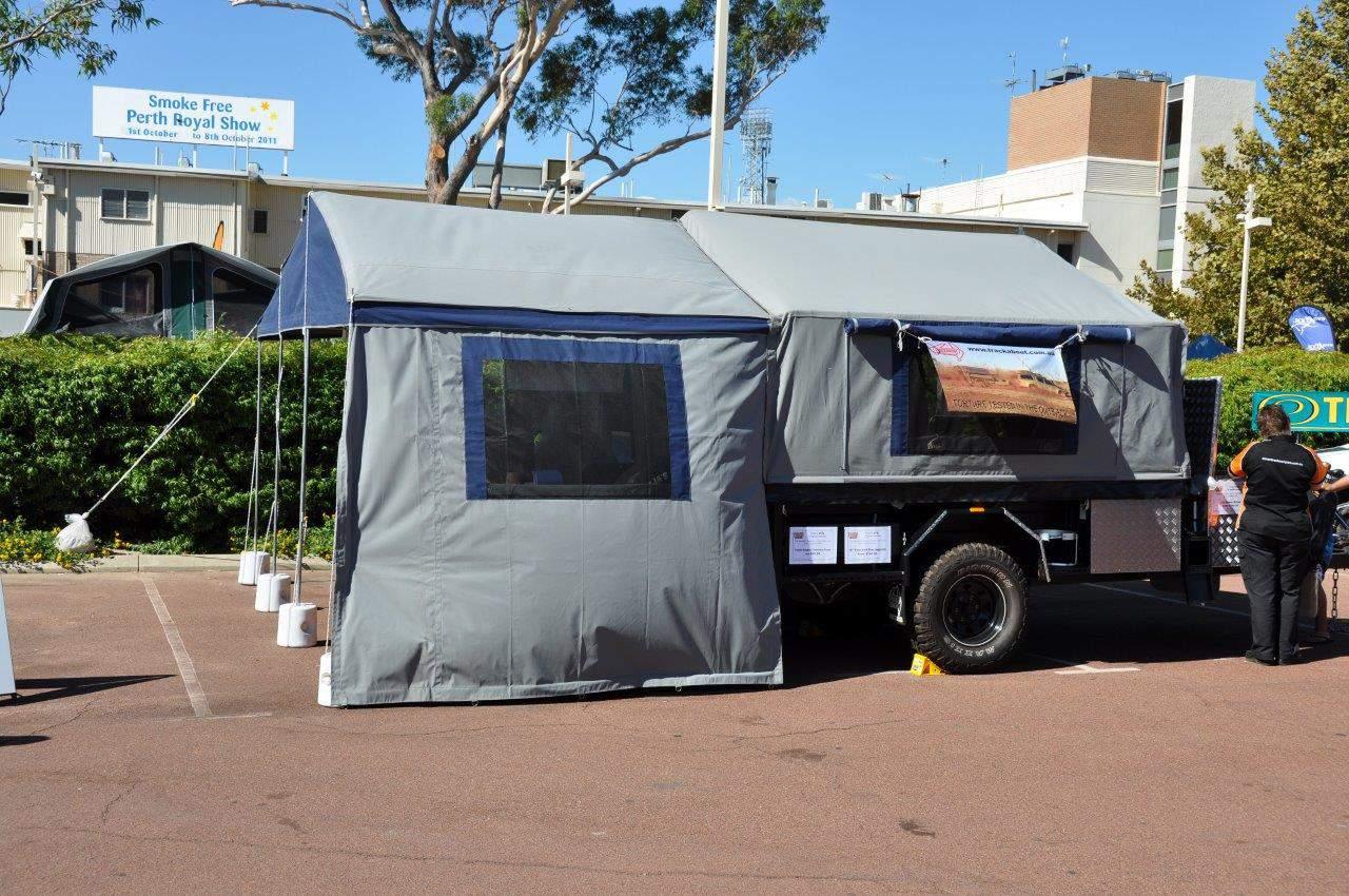 Camper Trailers Perth