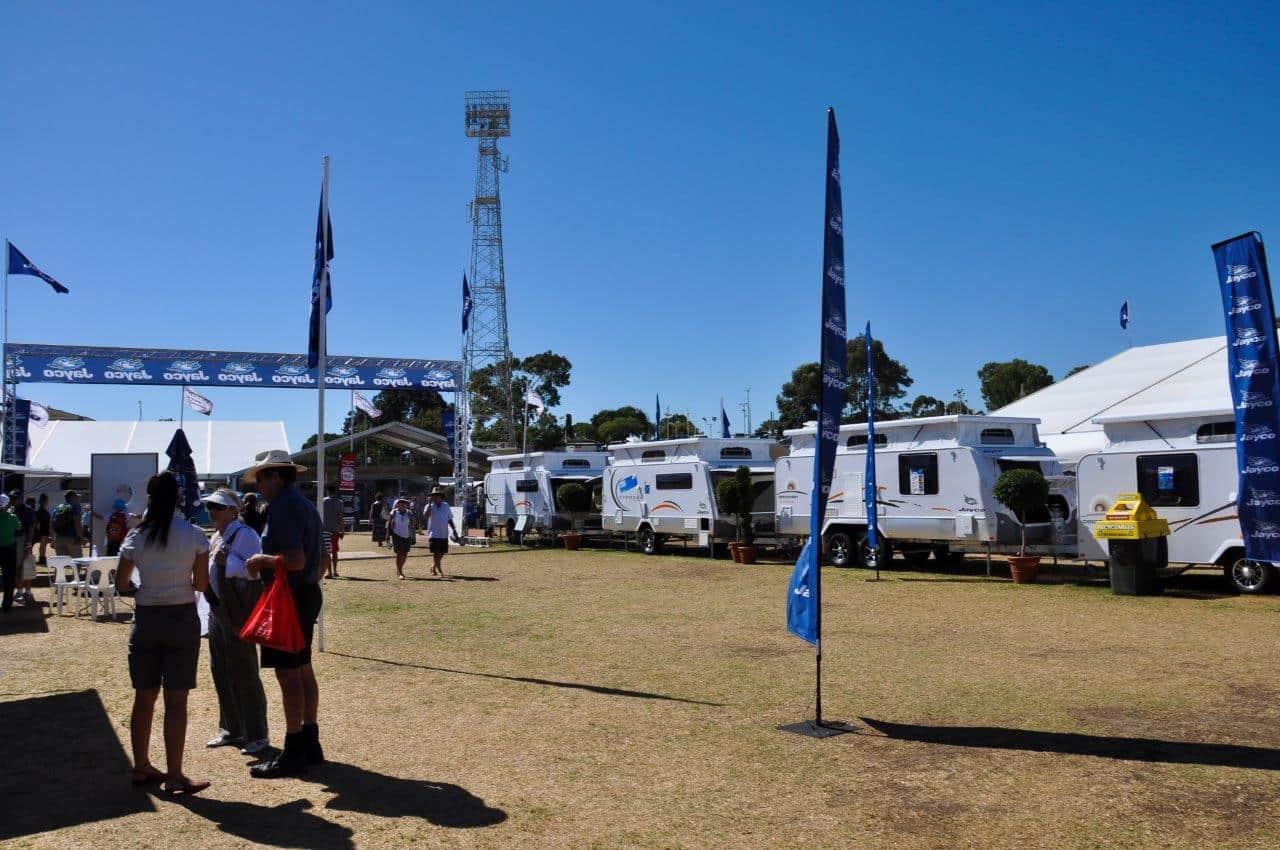 Caravan and Camping Show Perth