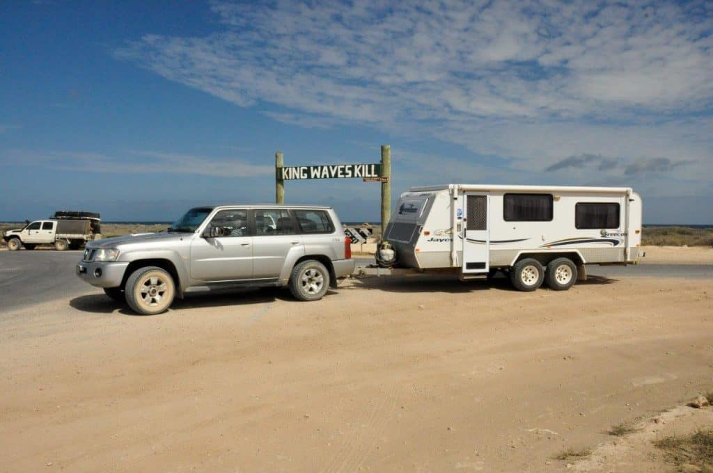 Caravan vs camper trailer