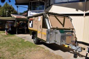 Hybrid Caravan