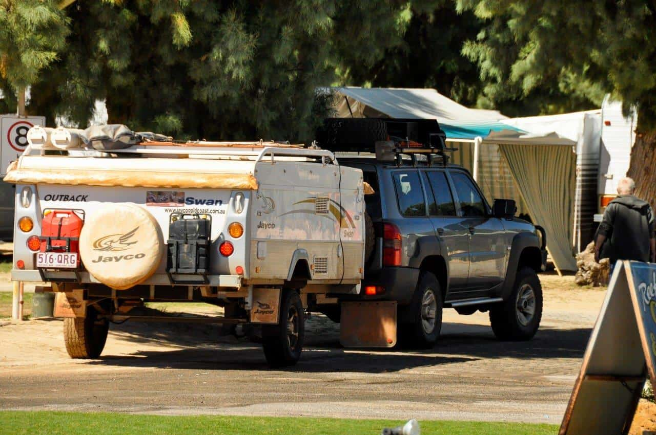 4WD towing capacity and payload