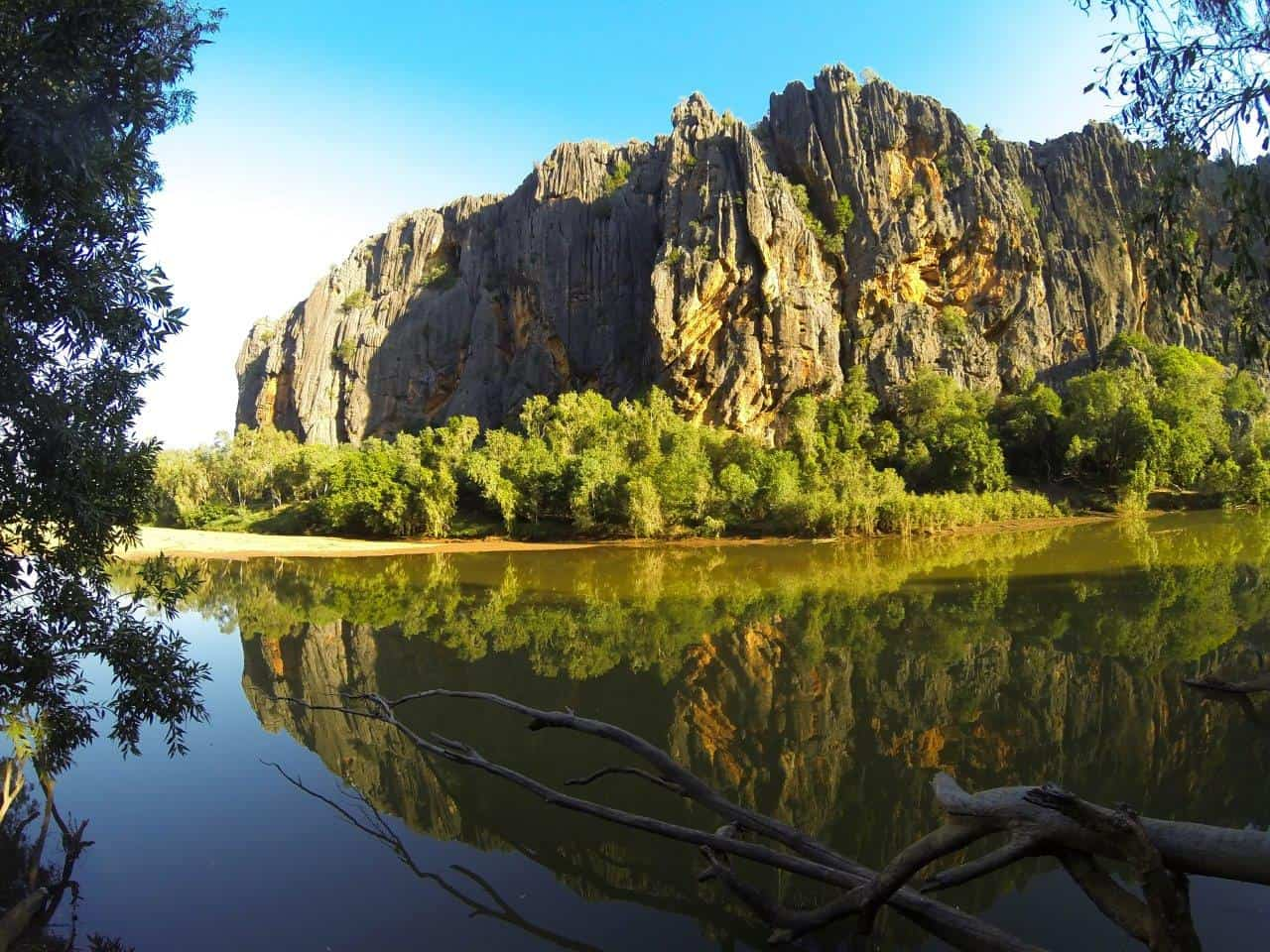 The Amazing Windjana Gorge