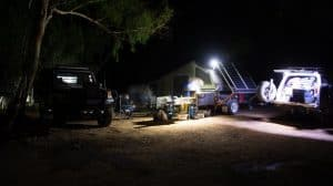 Camping near Geraldton