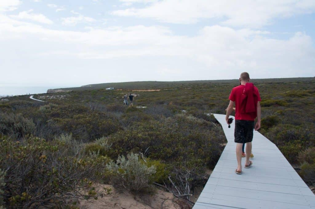 Coastal gorge walk Kalbarri