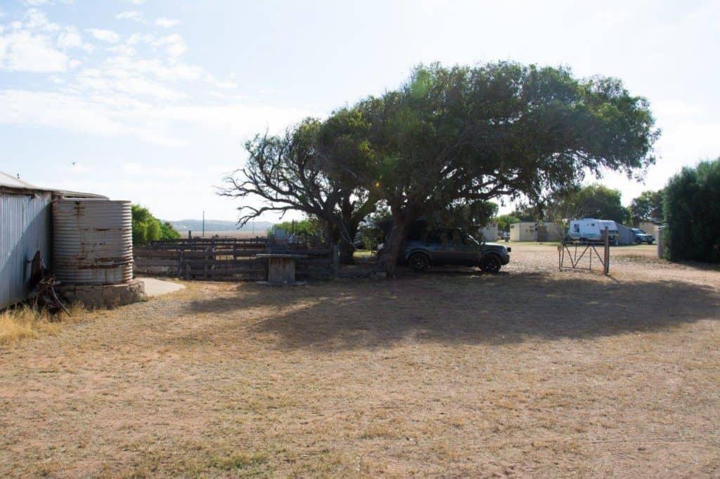 Camping at Linga Longa